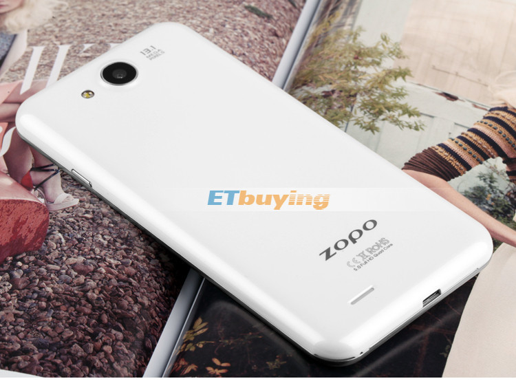 Zopo C3/3382 - Смартфон, Android 4.2, MTK6589T 1.5GHz, 5.0
