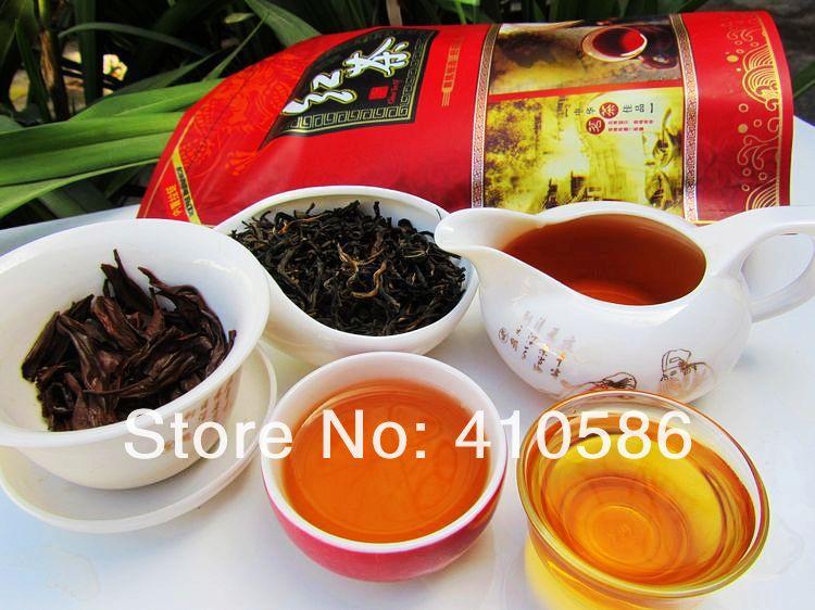 Черный чай для похудения, 500г