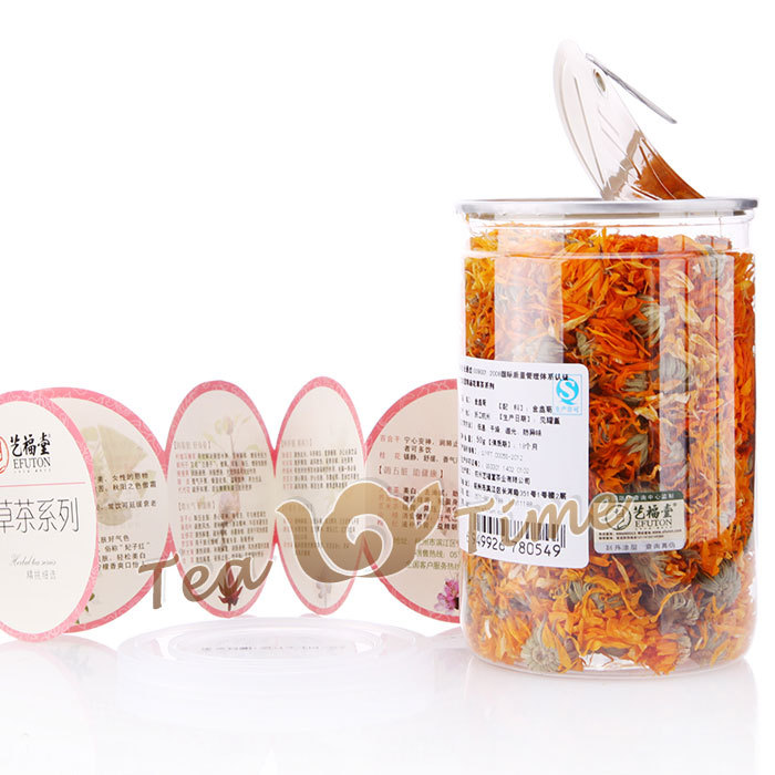 Цветочный чай Календула, 50 г