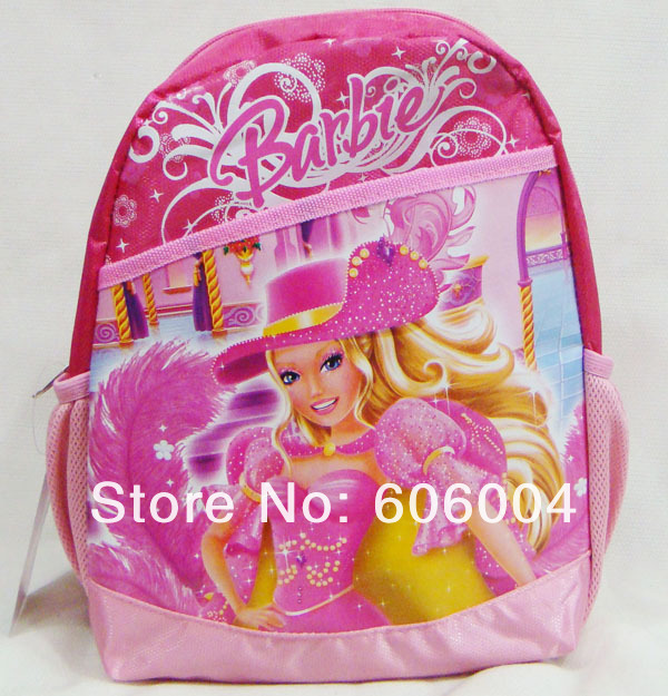 332310 Рюкзак Барби