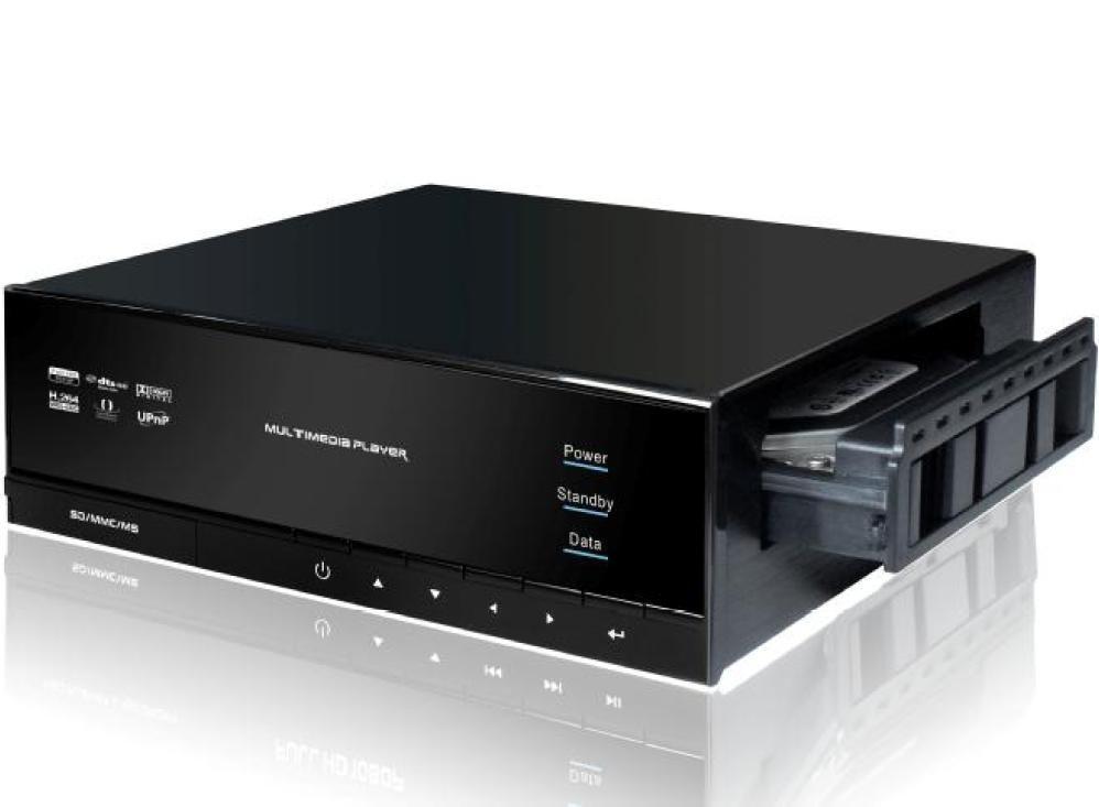 HD3548HL-R - Сетевой медиапроигрыватель, 1080P, 3.5