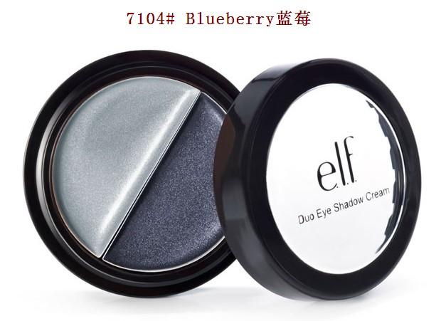 Elf кремовые тени для век, 2 цвета