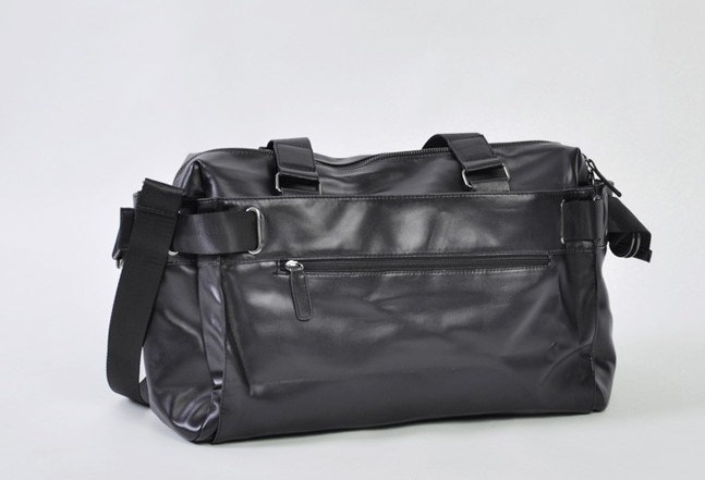 Дорожная сумка из искусственной кожи