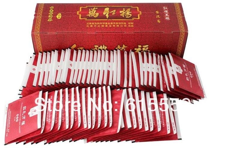 Чай Пуэр(премиум) в 60 пакетиках , 2 коробки