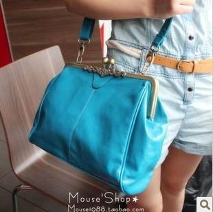 Женская ретро сумка