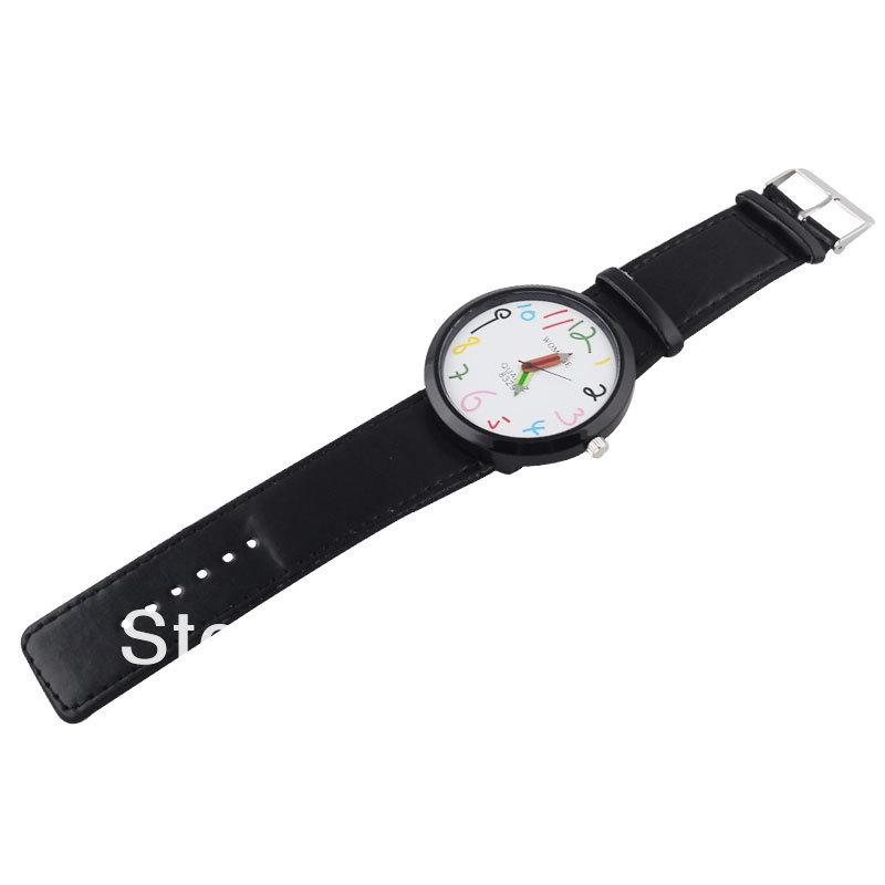 YW00012 - Яркие наручные часы
