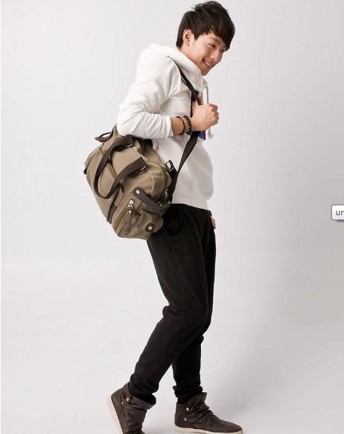 Стильная дорожная сумка