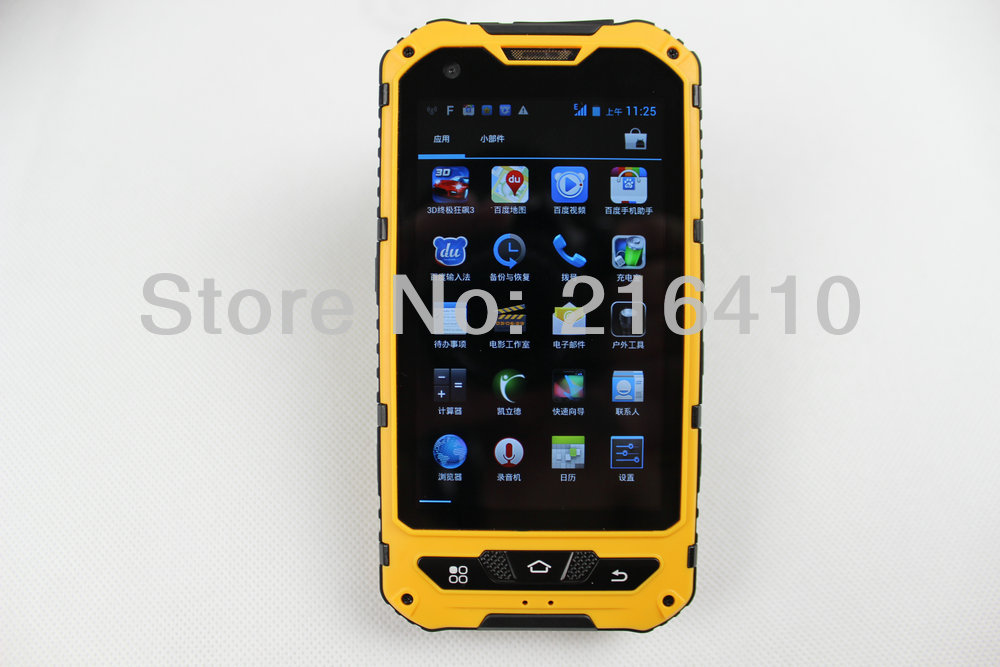 LAND ROVER A8 - Смартфон, Android 4.2.2, MTK6572 Dual core 1.2GHz, 4.1