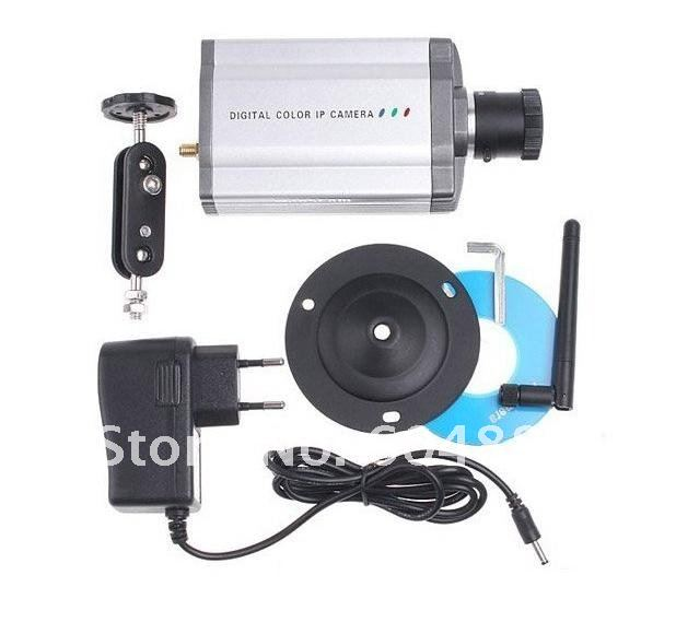 AJ-C0WA-C001 - Беспроводная IP-видеокамера