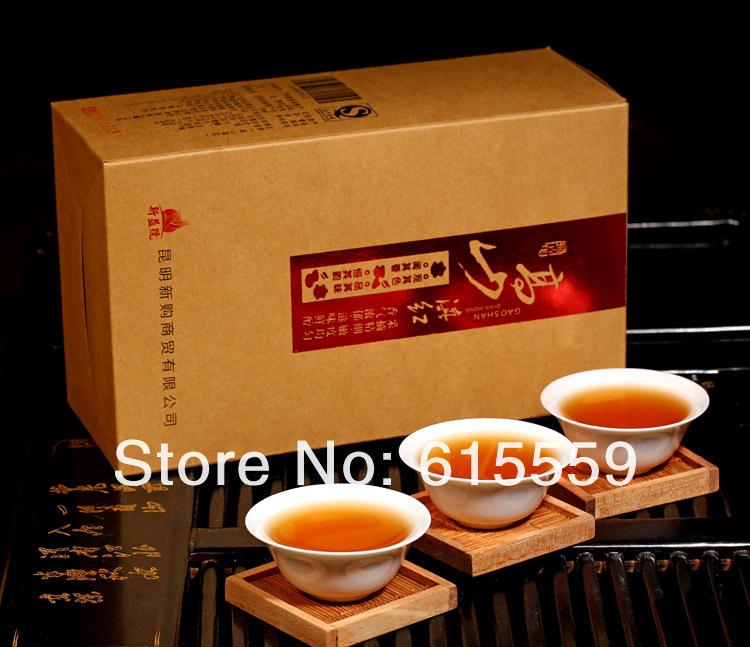 Китайский чай Юннань Дянь Хун, 380г