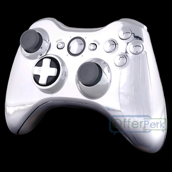 Корпус с кнопками для джойстика Xbox 360