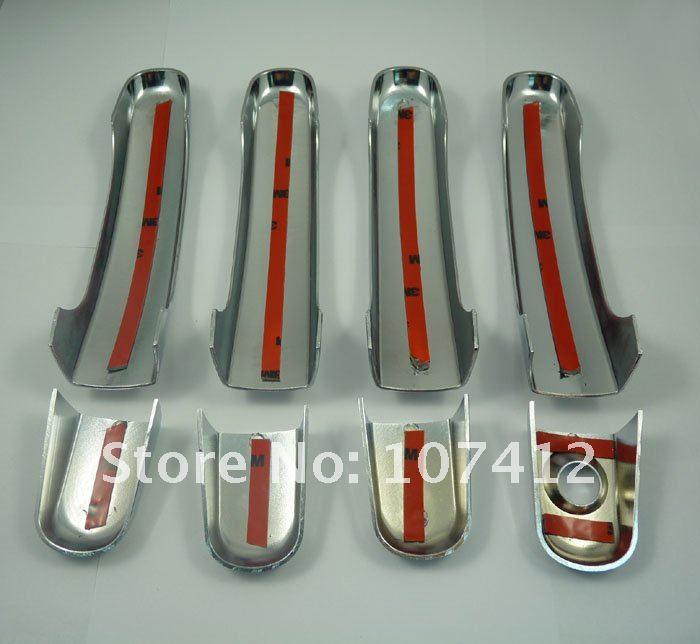Комплект из хромированных накладок для дверных ручек, Chevy Malibu, EQUINOX, 4шт