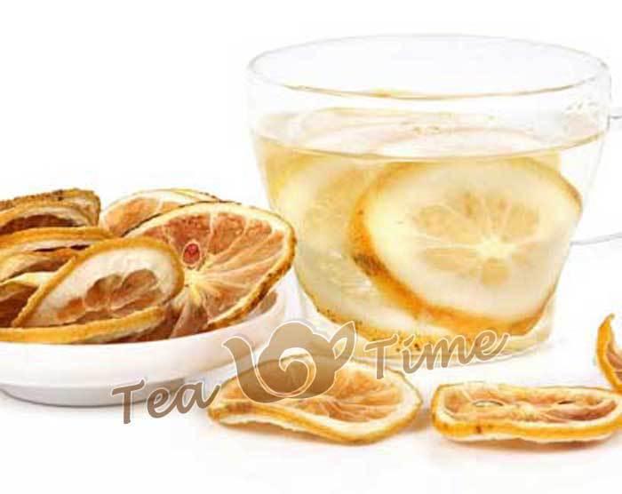 Китайский фруктовый чай Лимон, 50 г