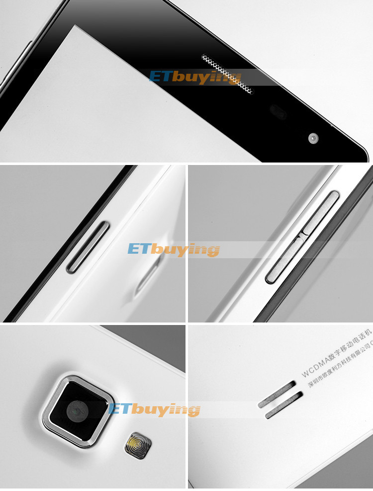 Cube A5300 Talk5h - Смартфон, Android 4.2, MTK6589 1.2GHz, 5.5