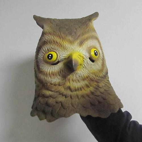 Маскарадная маска Сова