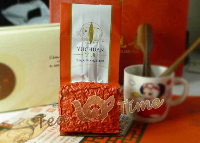 Зеленый чай улун