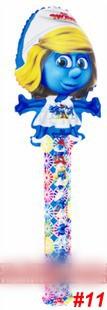 Надувные шары с мультяшными персонажами, 50 шт