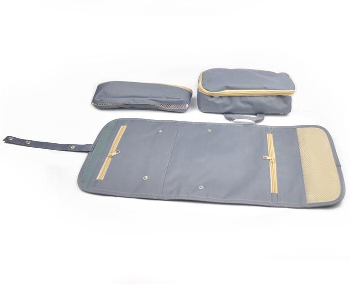 Мужская дорожная сумка для банных принадлежностей, 3 штуки