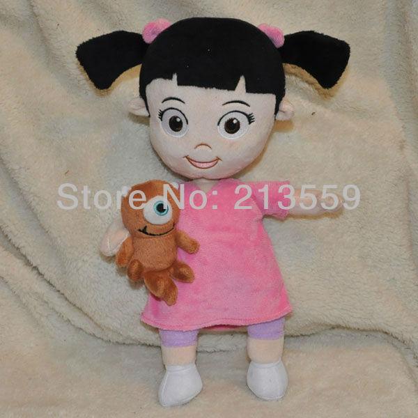 Мультяшная кукла Babblin Boo