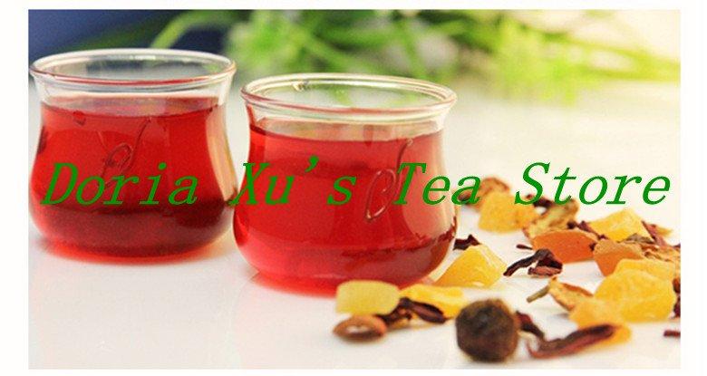 Натуральный фруктовый и травяной чай
