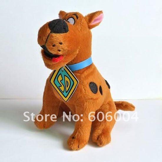 Мягкая игрушка собака SCOOBY DOO