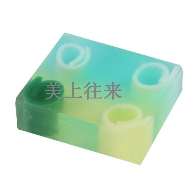 G13 Мыло ручной работы с экстрактом мяты