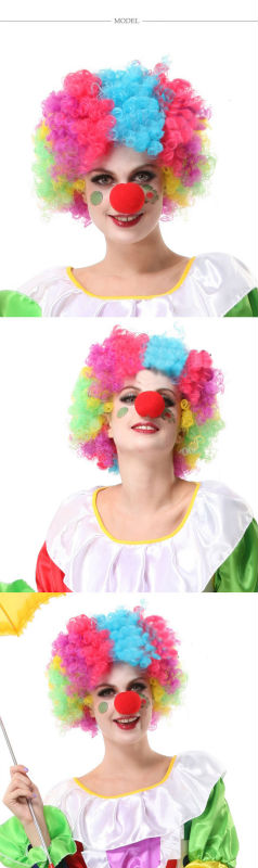 LL290 - парик клоуна