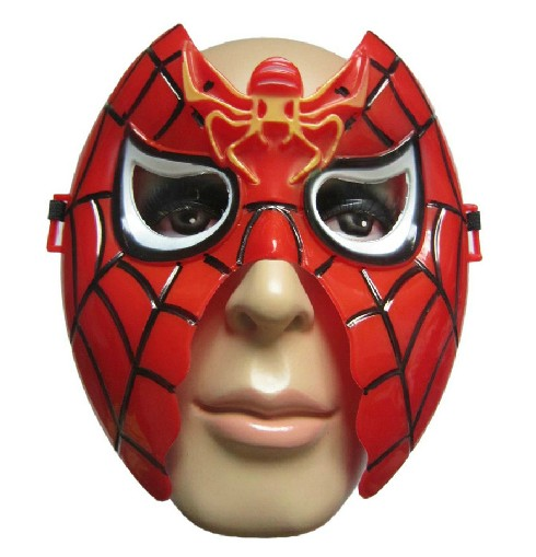 Маскарадная маска Человек-Паук, 5 штук