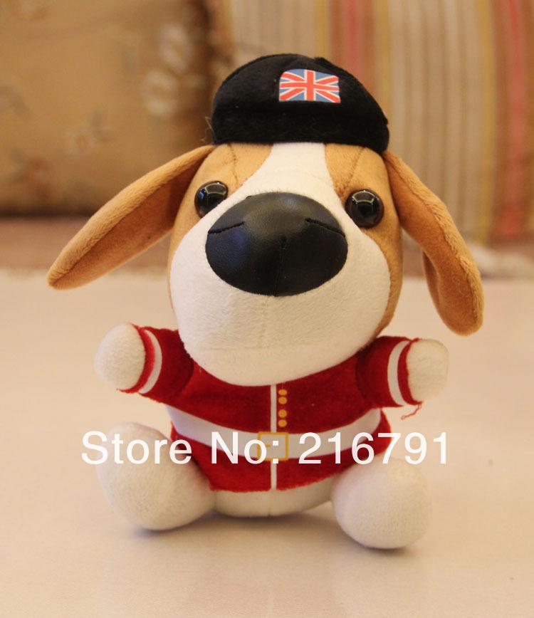 Мягкая игрушка говорящий щенок