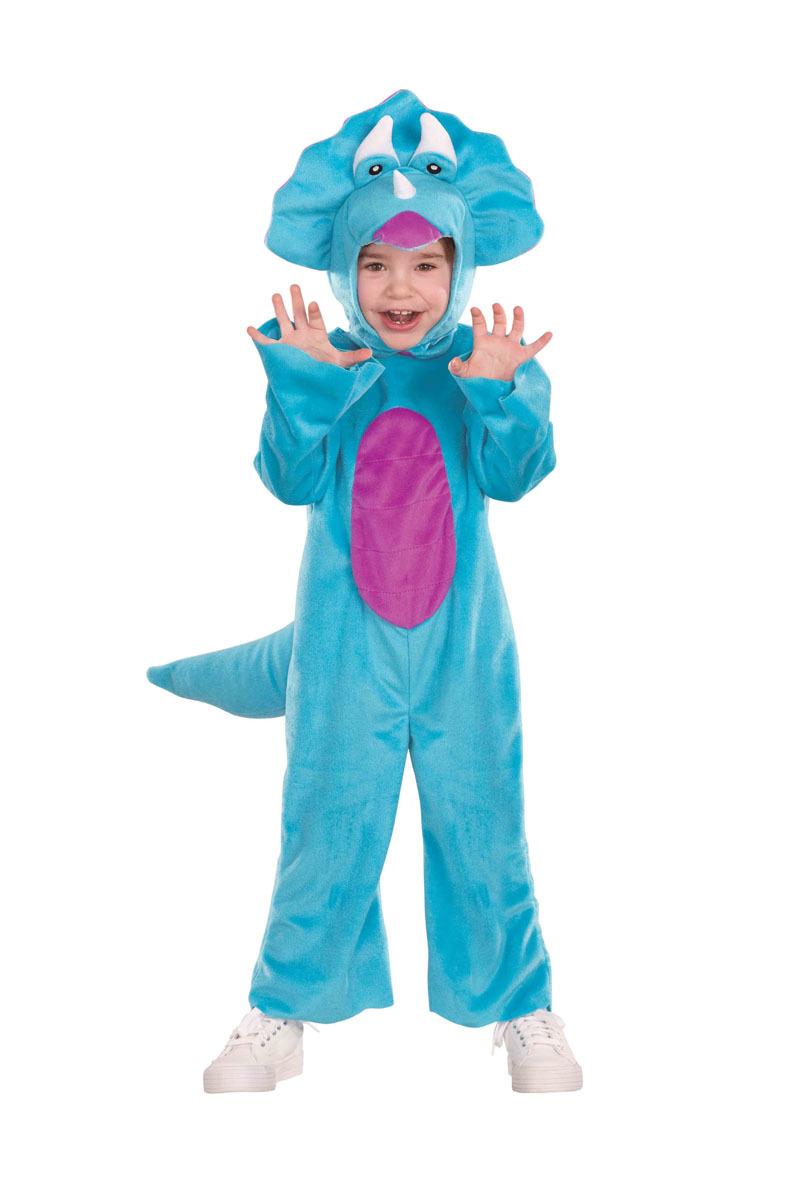 Карнавальный детский костюм динозаврик
