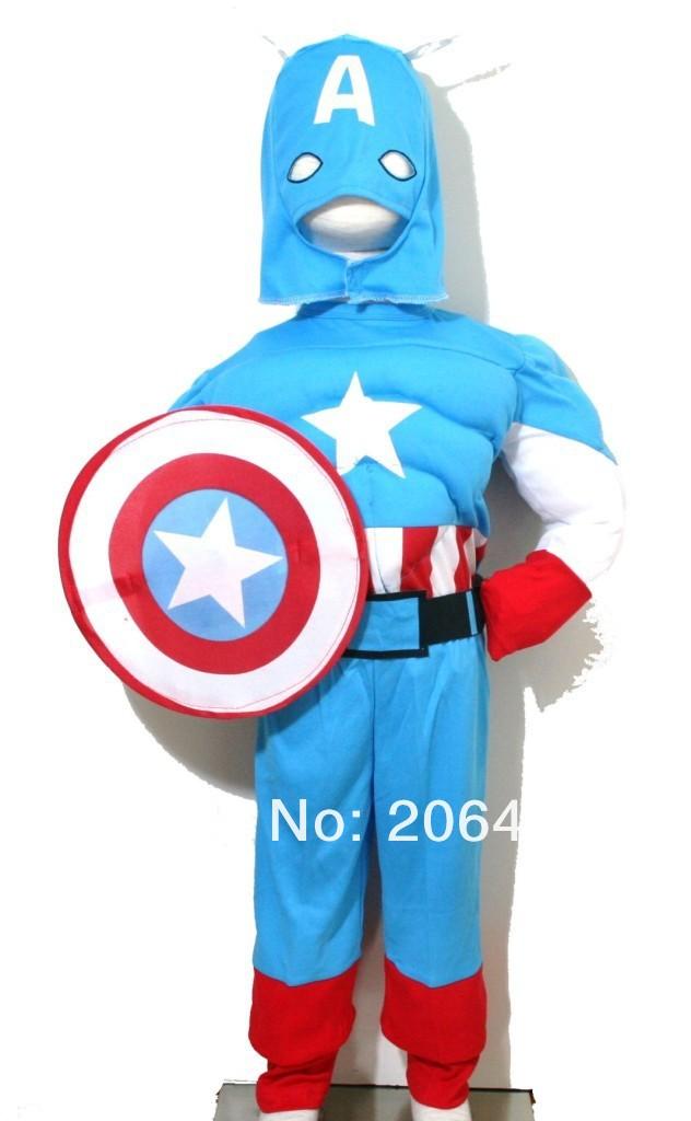 """Карнавальный костюм для мальчика """"Капитан Америка"""", купить ... - photo#27"""