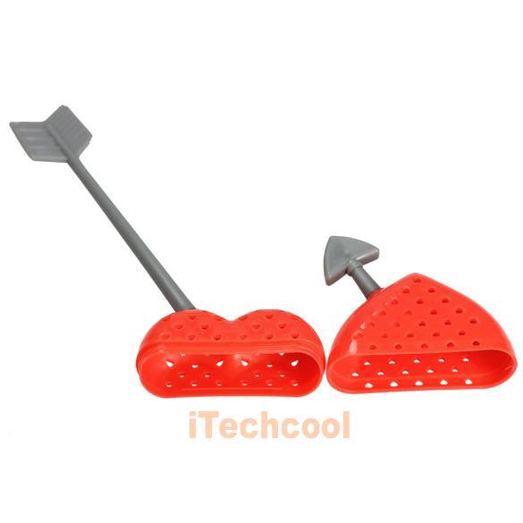 Ложка-заварник, дизайнерская форма, ABS термостойкий