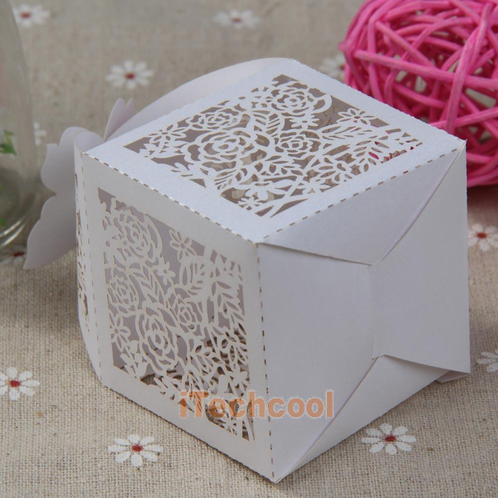 Бумажная коробочка, 10 шт
