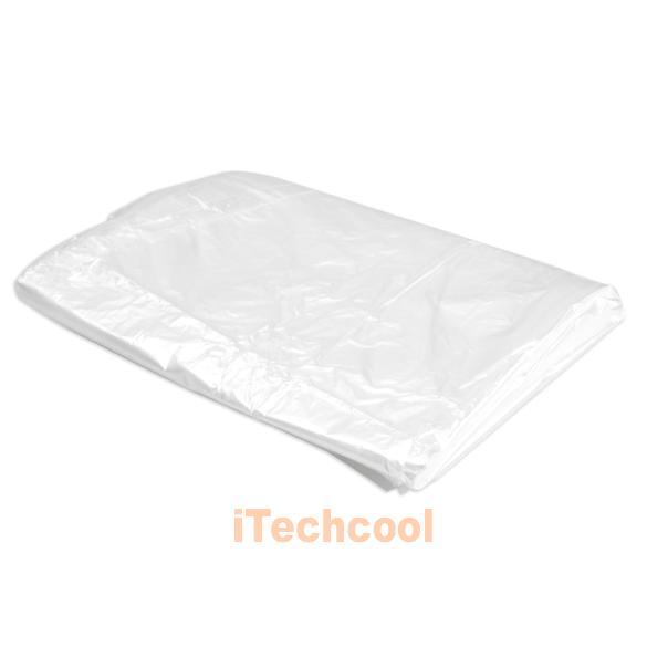 Пластиковый пылезащитный чехол для одежды, 10шт
