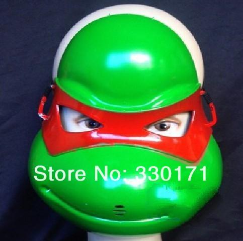 Карнавальные маски для праздников, черепашки-ниндзя, 4 цвета