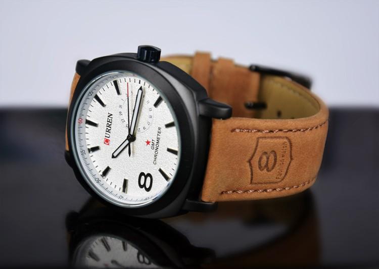 мужские часы наручные curren цена если