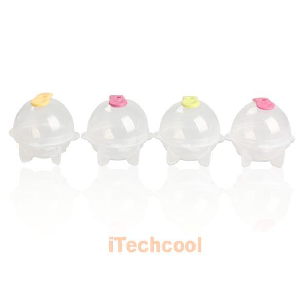 Сферические форма для льда, 4шт, комплект