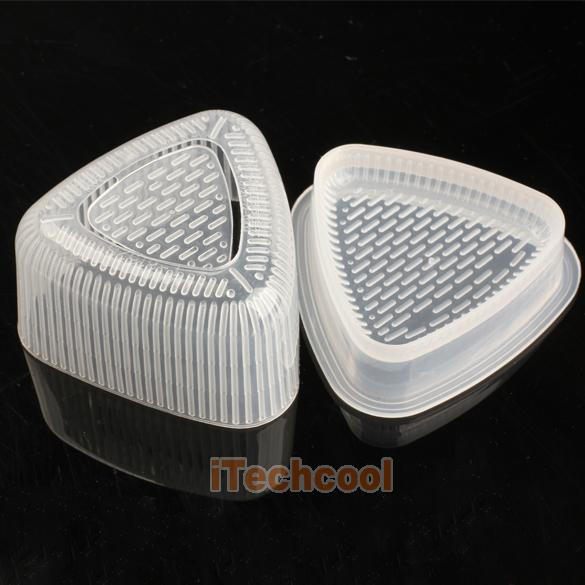 Комплект форм для изготовления суши, 2 пары