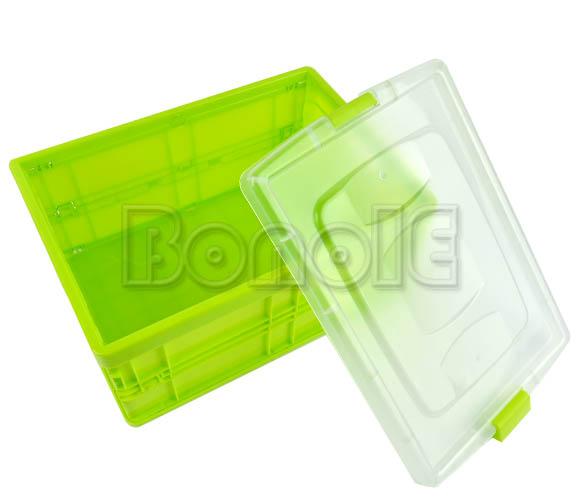 Складной пластиковый ящик