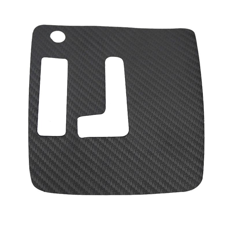 Карбоновая наклейка для панели рычага переключения скоростей для SUBARU XV forester