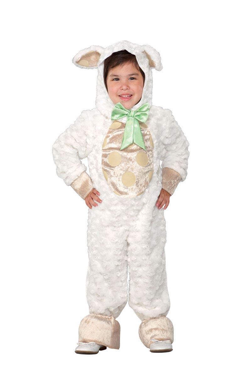 Карнавальный детский костюм ягненка