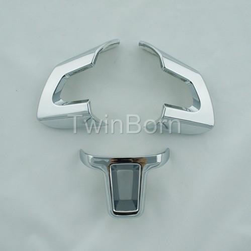 Хромированные детали руля для Volkswagen Golf/ Jetta/ Polo Mk6