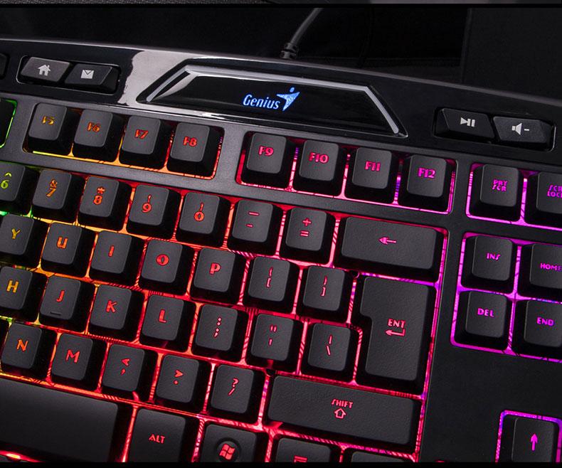 Genius K11 - купить проводная клавиатура c подсветкой