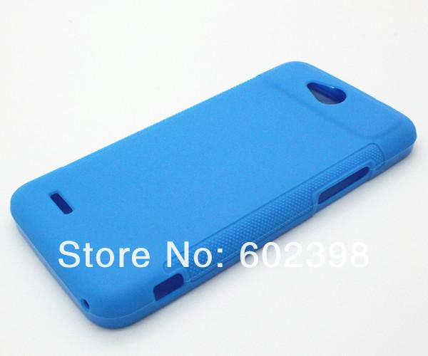 Мягкий чехол для ZTE V987, Grand X Quad, V967S, N980