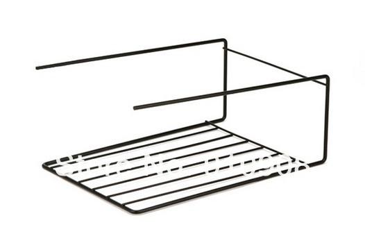 Подвесной стеллаж для хранения обуви, металлический