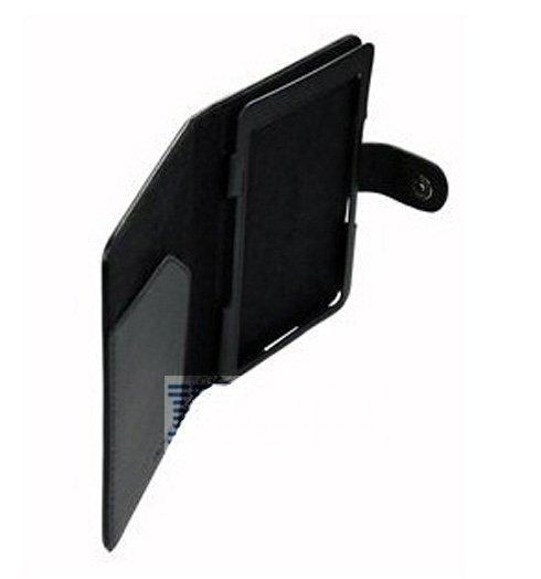 Кожаный чехол для amazon kindle 4, 4th черный