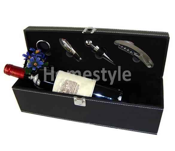 Коробочный набор для бутылки вина