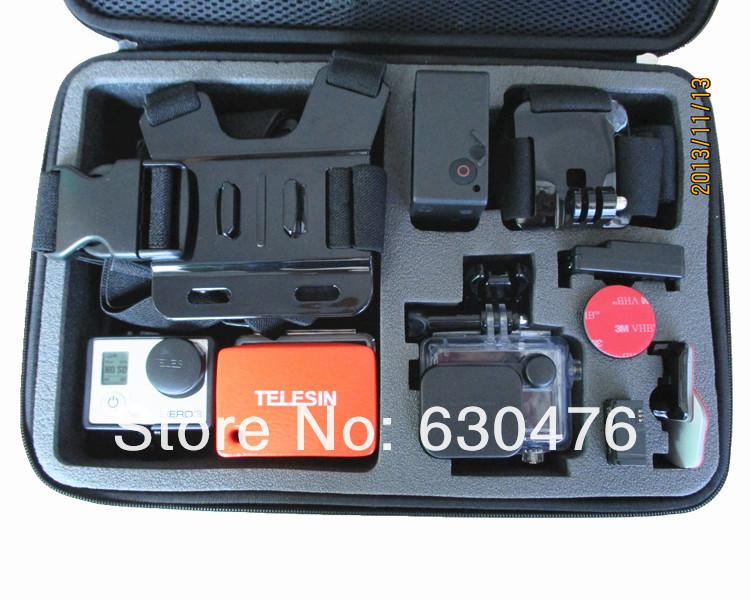 Большой чехол для аксессуаров камеры