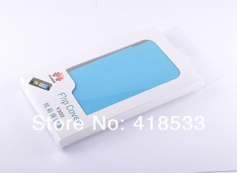Кожаный чехол для Huawei Ascend Y300 U8833 / T8833