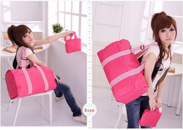 Легкая складная сумка для путешествий